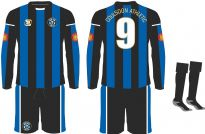 Coulsdon Athletic Home Kit